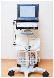 皮膚灌流圧測定器の写真